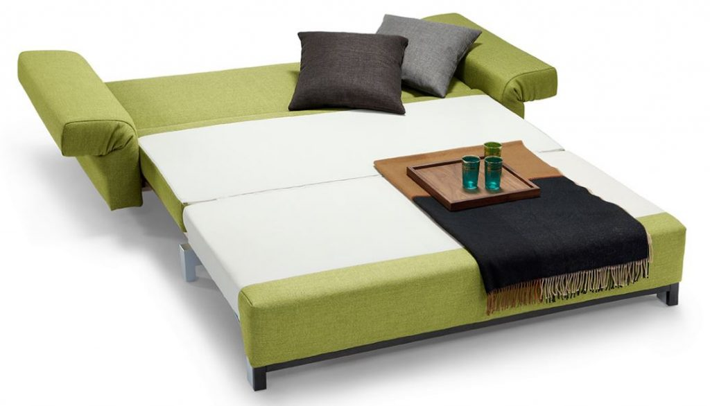 Nick Schlafsofa mit Doppelbett