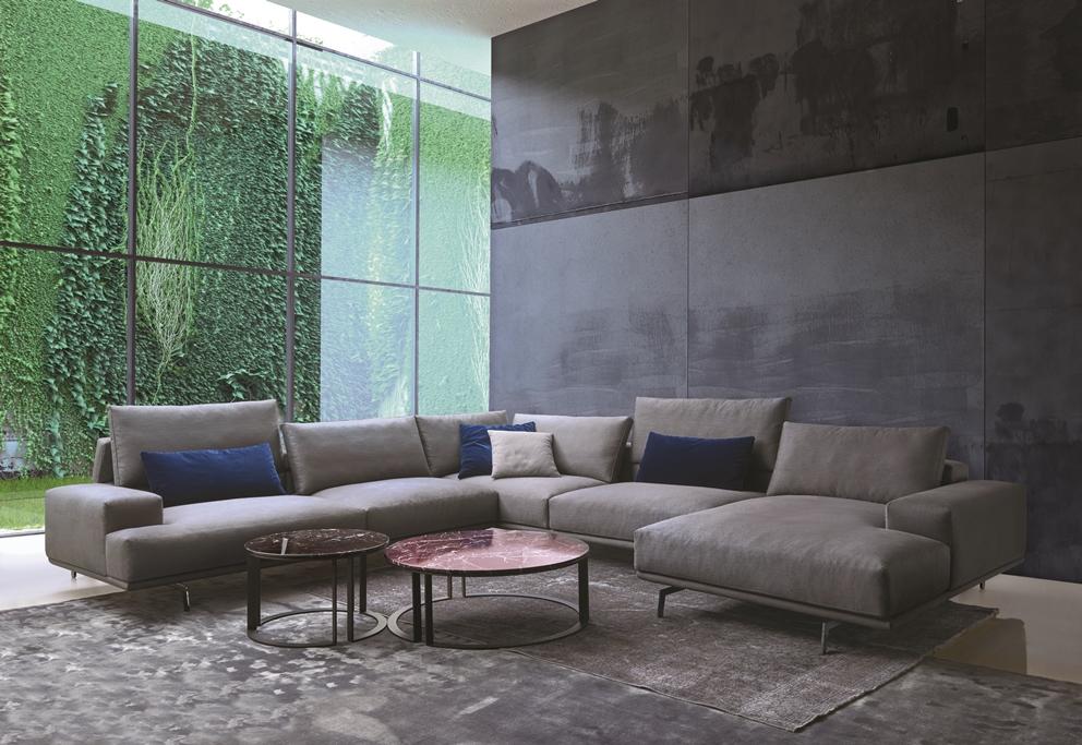 Upper Sofa